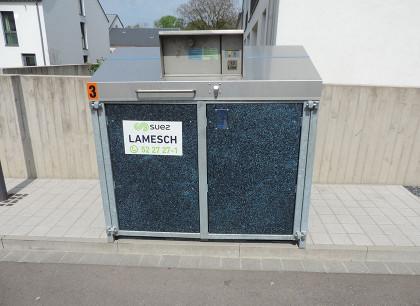 e-container, la poubelle intelligente